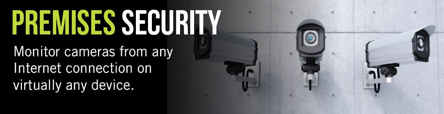 Video Surveillance Cameras, Security